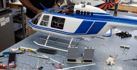 Heli-Workshop